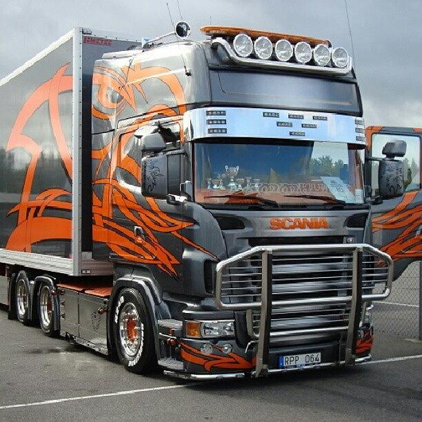 #scania #truck #lkw #truckfest #nordic Photograph by