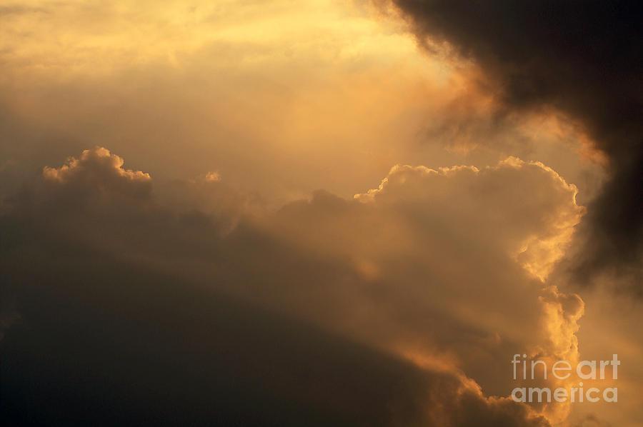 Nature Photograph - Sky by Odon Czintos