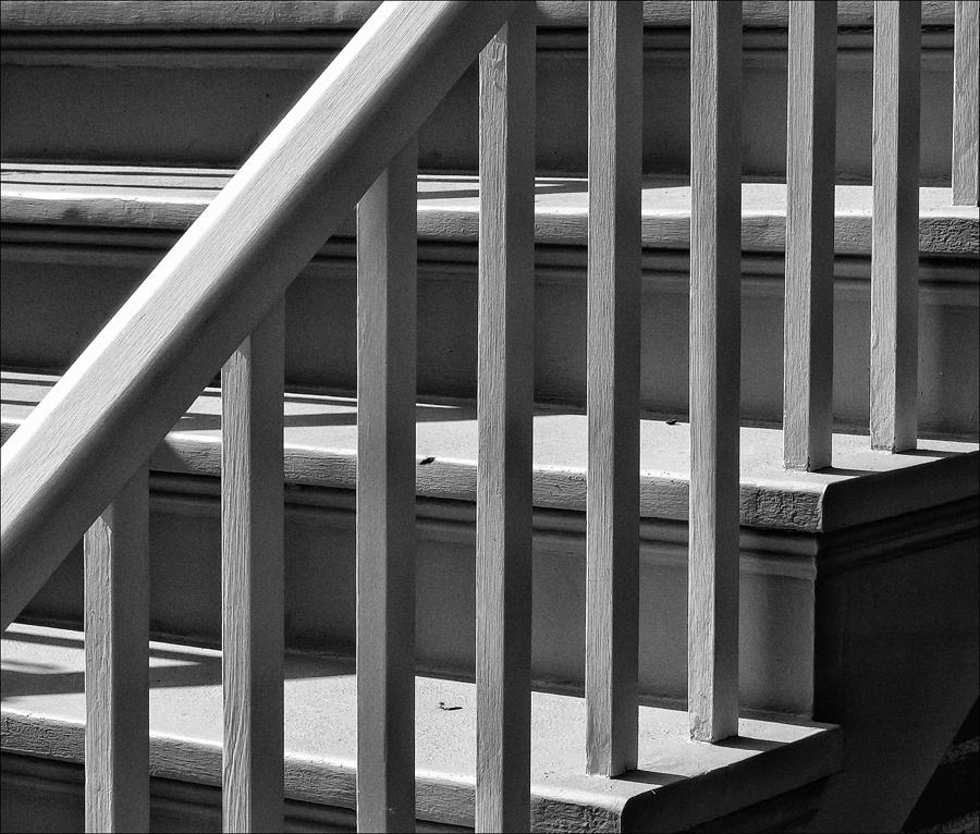Stairs Photograph - Stairs by Robert Ullmann