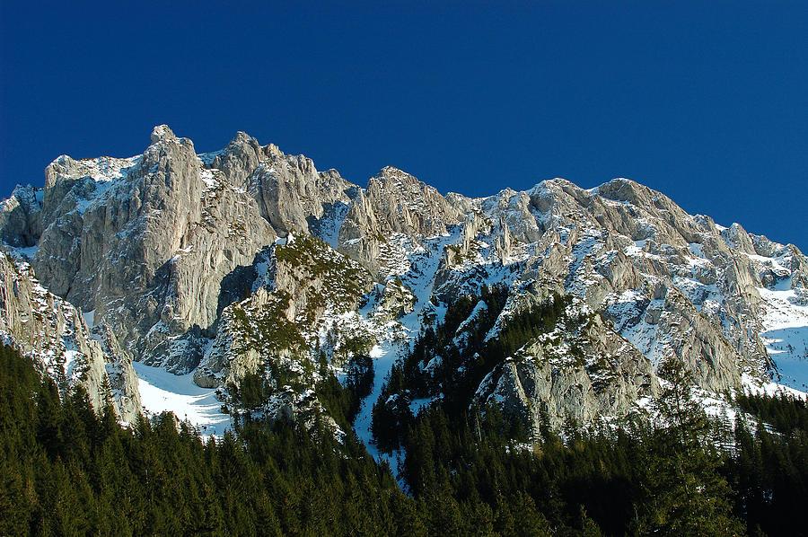 Mountains Photograph - Tatra Mountains Winter Scenery by Waldek Dabrowski