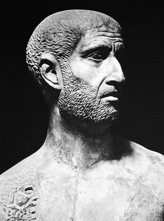 1st Century B.c Photograph - Terence (186?-159 B.c.) by Granger