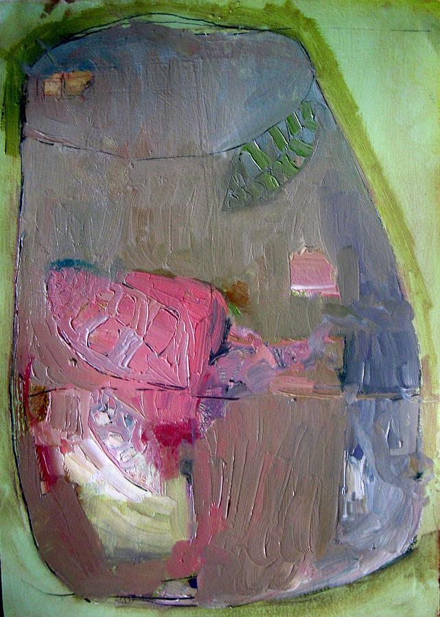 Terrarium Painting - Terrarium by Brooke Wandall