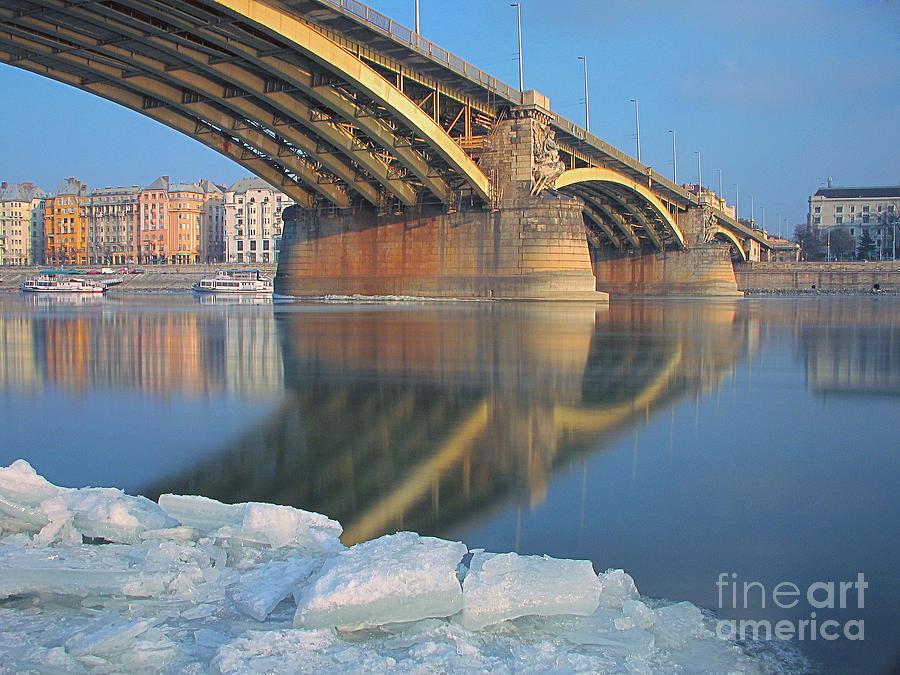 Nature Photograph - The Bridge by Odon Czintos