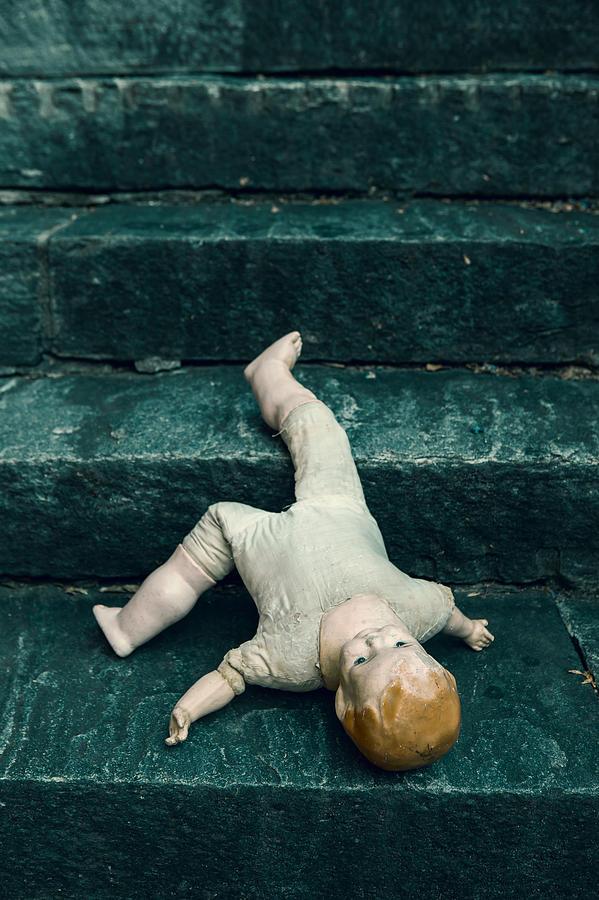 Doll Photograph - The Doll by Joana Kruse