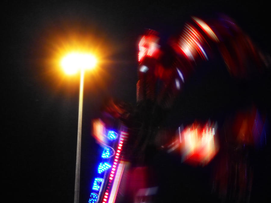 Thriller Photograph - Thriller by Charles Stuart