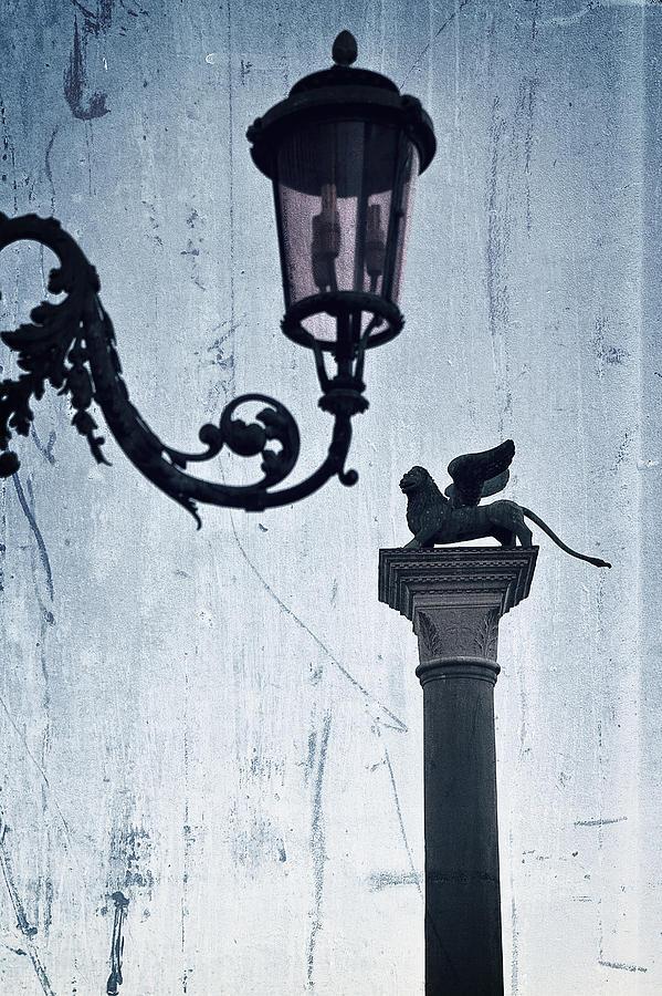 Lantern Photograph - Venezia by Joana Kruse