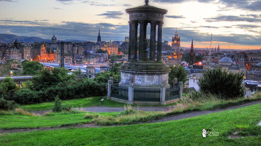 Landscape Photograph - View Of Scotland by Jose Luis Cezon Garcia