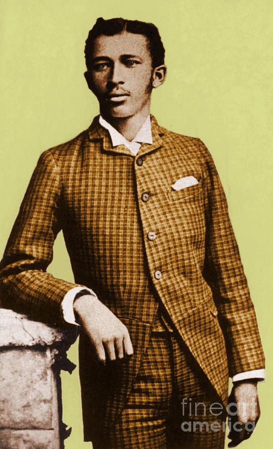 History Photograph - W.e.b. Du Bois, Civil Rights Activist by Photo Researchers