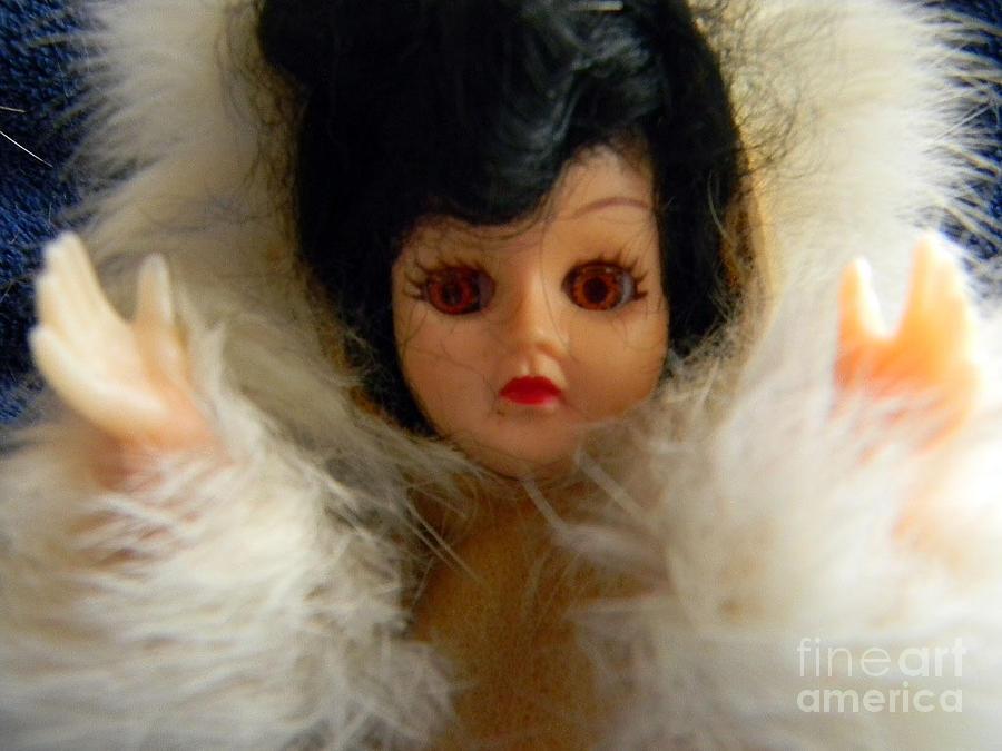 Doll Photograph - 30482 by Anita V Bauer
