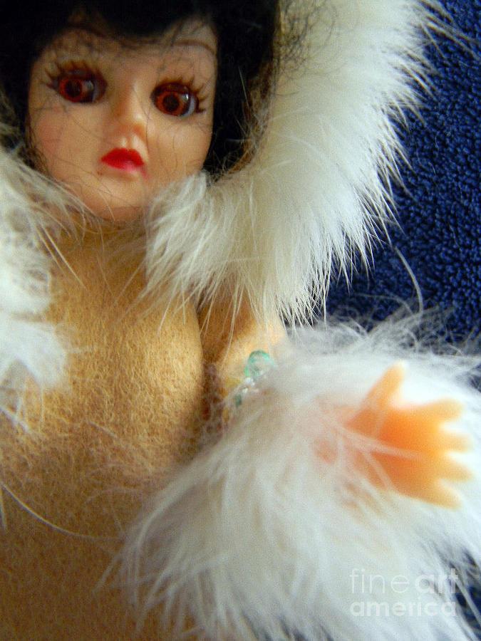Doll Photograph - 30602 by Anita V Bauer
