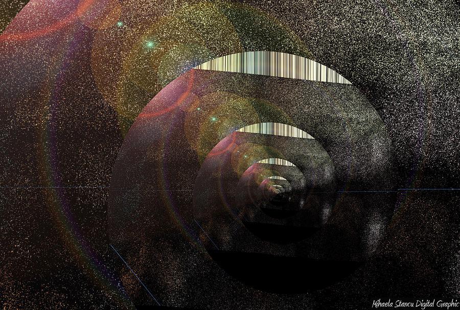 Figurative Shells Digital Art by Mihaela Stancu