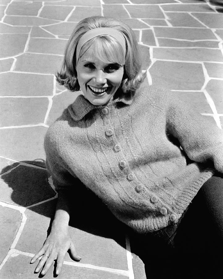 1960s Fashion Photograph - 36 Hours, Eva Marie Saint, 1964 by Everett