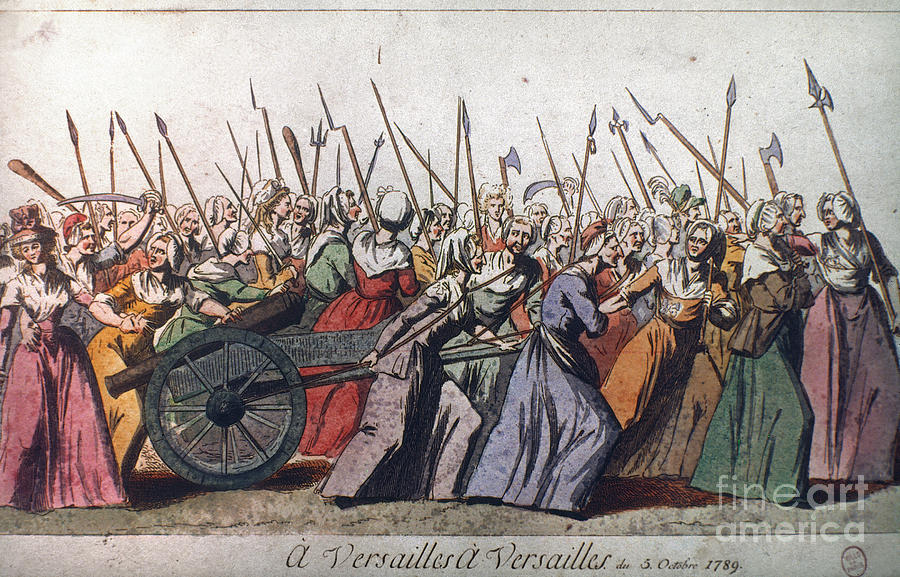 French revolution 1789 photograph by granger for Poster revolution france