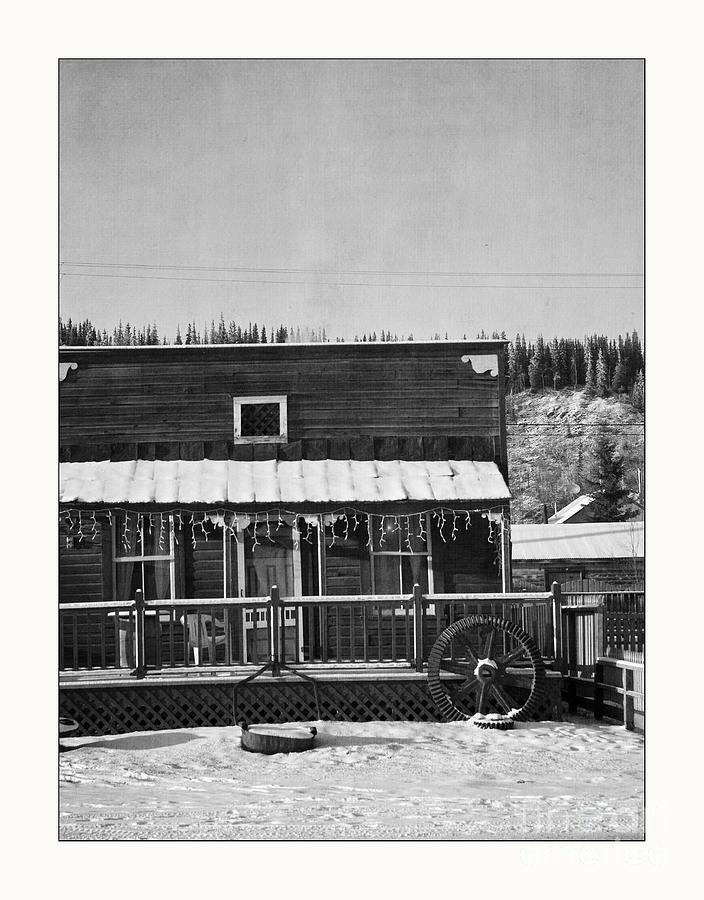 House Photograph - 3th Avenue by Priska Wettstein