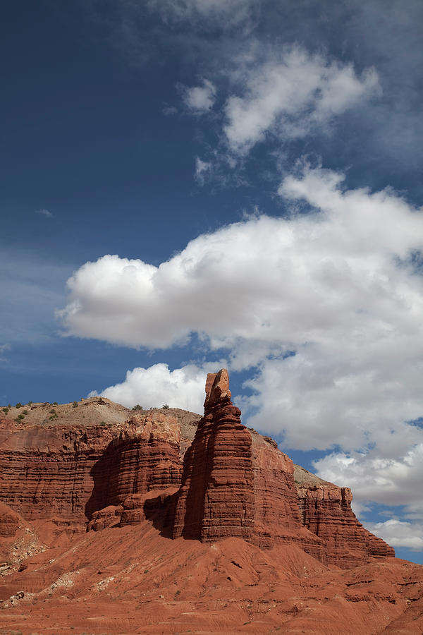 Captiol Reef National Park Photograph by Southern Utah  Photography