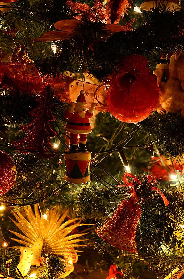Christmas Photograph - Chrismas Tree by Marios Sabanis