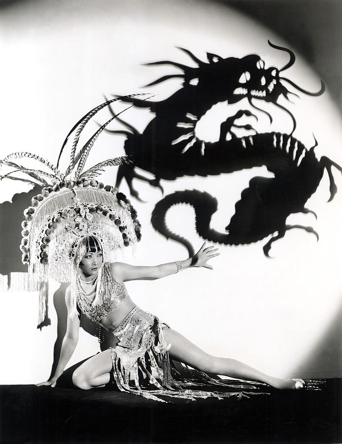 Daughter Of The Dragon, Anna May Wong Photograph by Everett