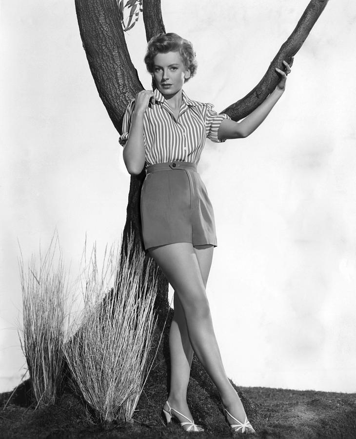 1950s Fashion Photograph - From Here To Eternity, Deborah Kerr by Everett