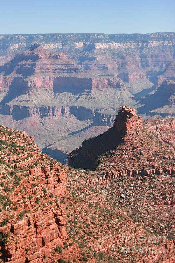Adventure Photograph - Grand Canyon National Park Usa Arizona by Audrey Campion