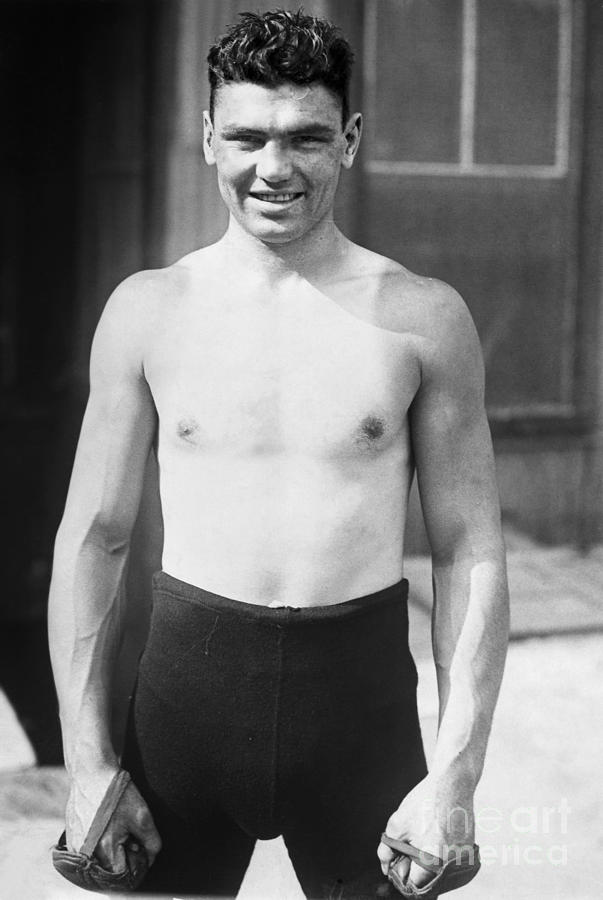 Jack Dempsey 1895 1983 Photograph By Granger