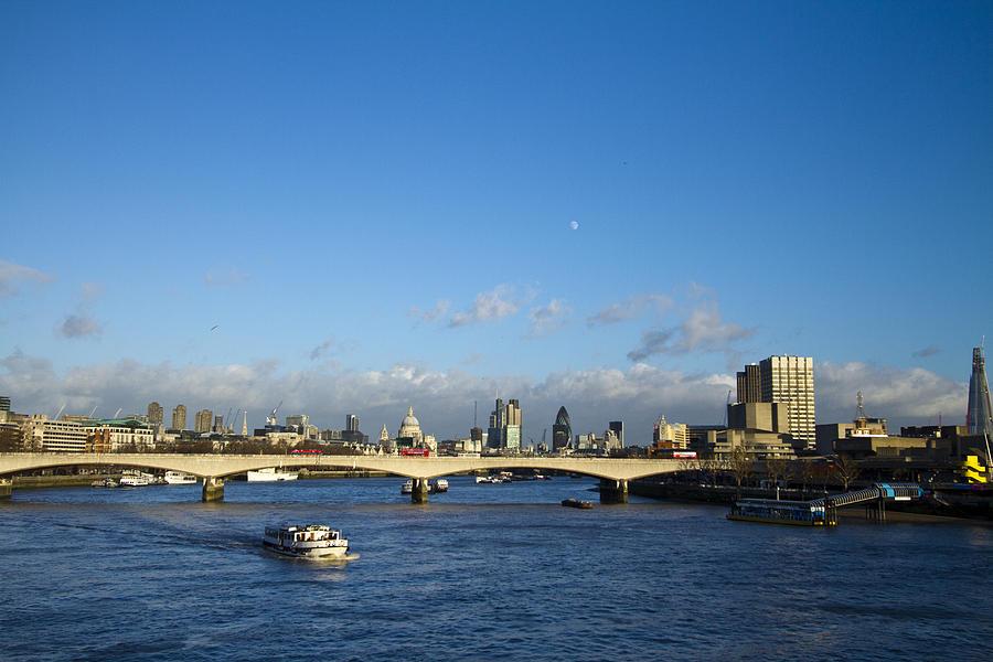 Cityscape Photograph - London  Skyline  by David French