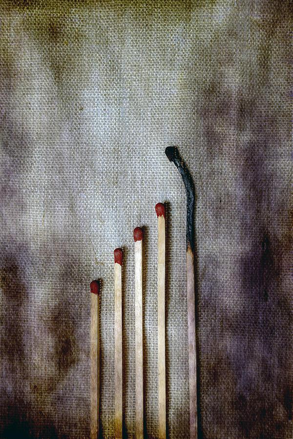 Match Photograph - Matches by Joana Kruse