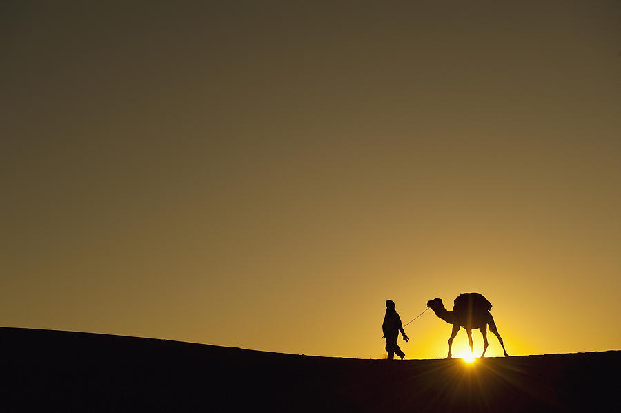 20-24 Years Photograph - Merzouga, Morocco by Axiom Photographic