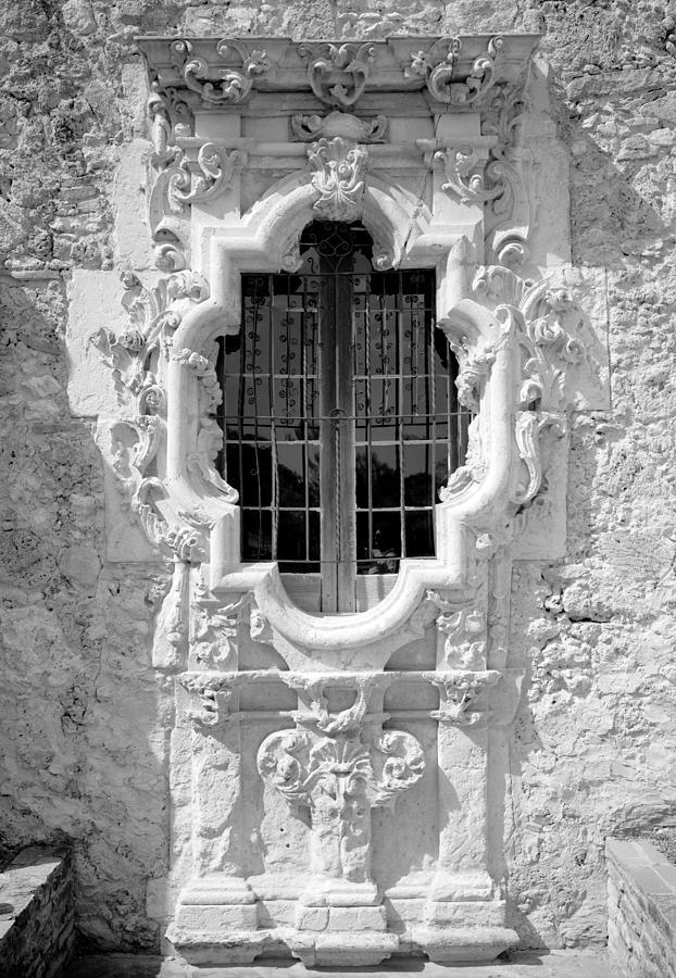 18th Century Photograph - Mission San Jose Y San Miguel De by Everett