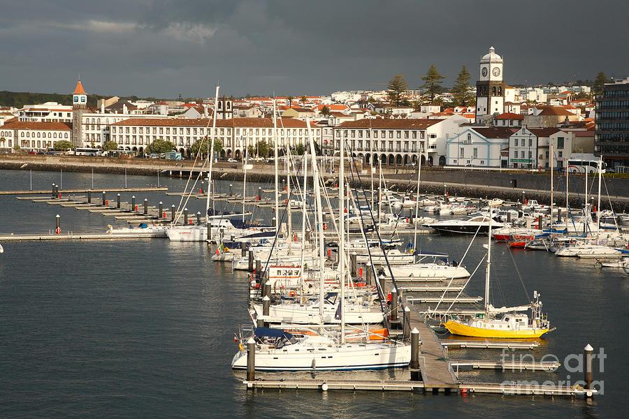 Portugal Photograph - Ponta Delgada by Gaspar Avila