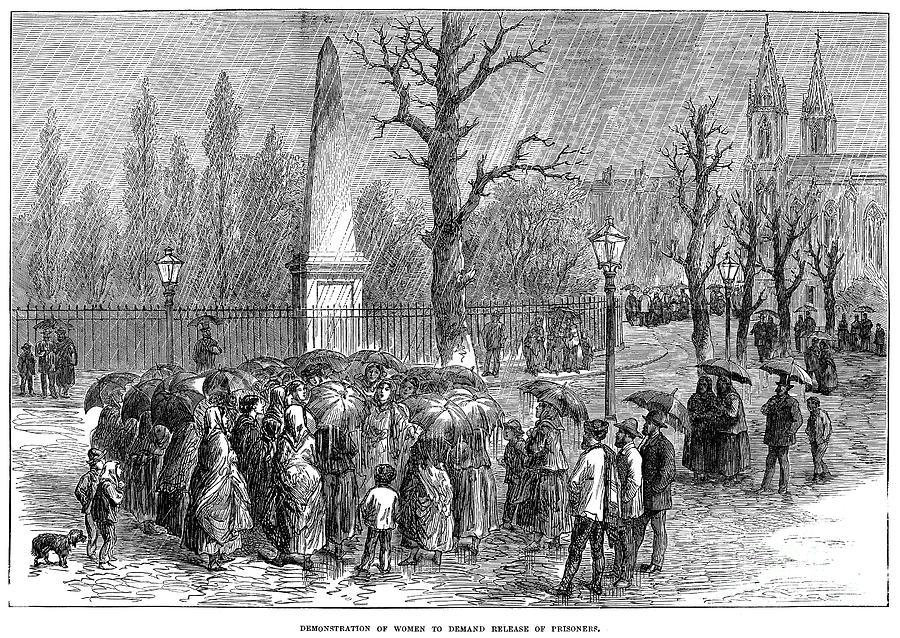 1872 Photograph - Spain: Second Carlist War by Granger