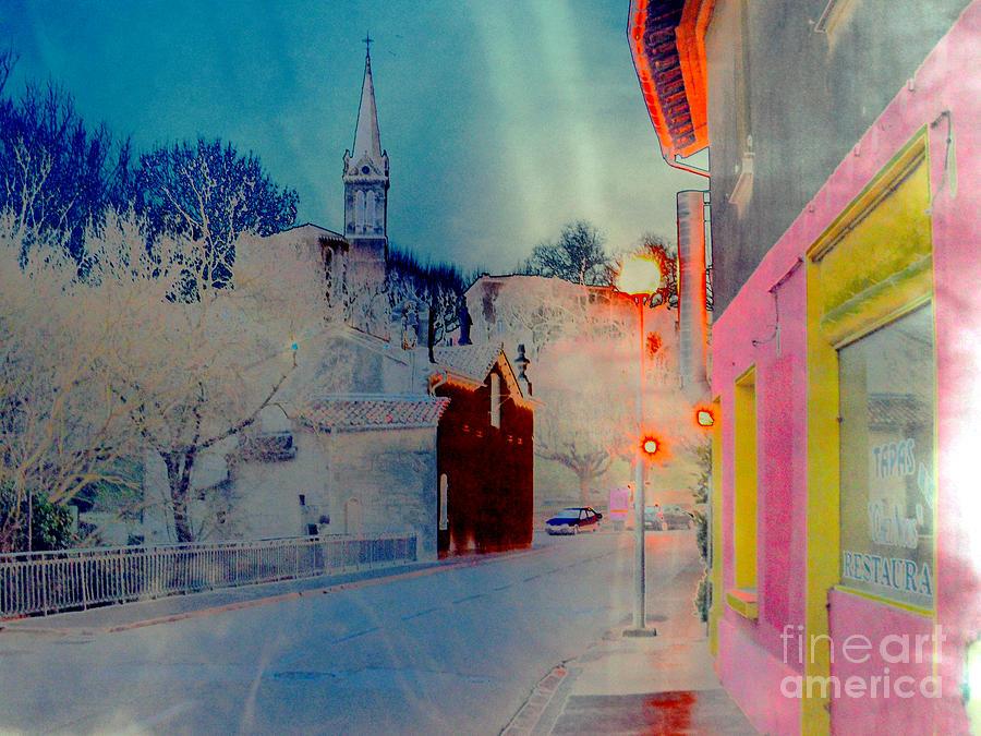 Street Photograph - Street-2012 by Peter Szabo