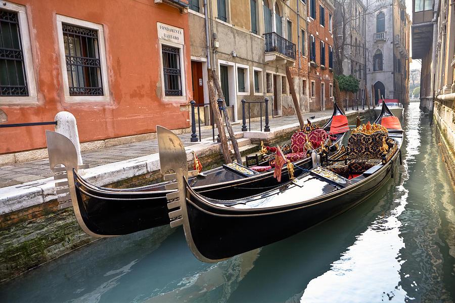 San Marco Photograph - Venezia by Joana Kruse