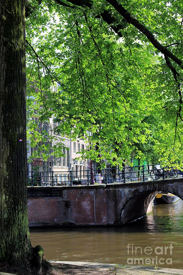 Amsterdam Photograph - Amsterdam by Sophie Vigneault