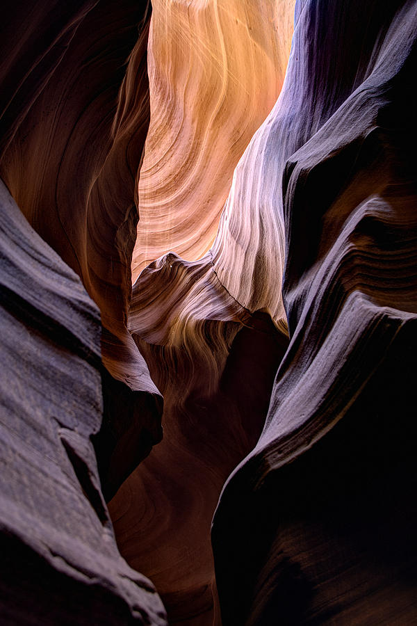 Arizona Photograph - Antelope Canyon by Mike Herdering