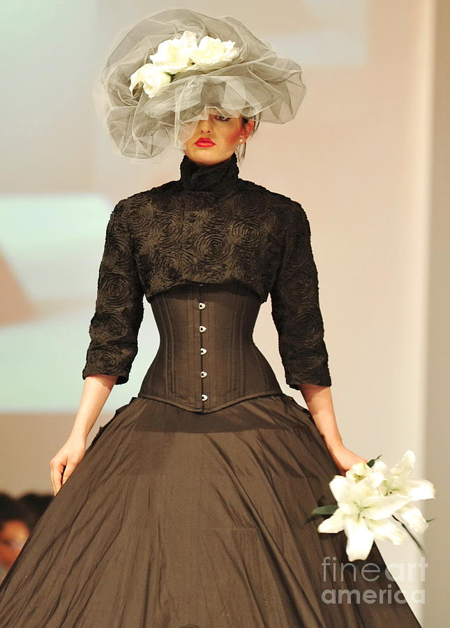 Fashion Photograph - Fat Fashion Art Toronto by Andrea Kollo
