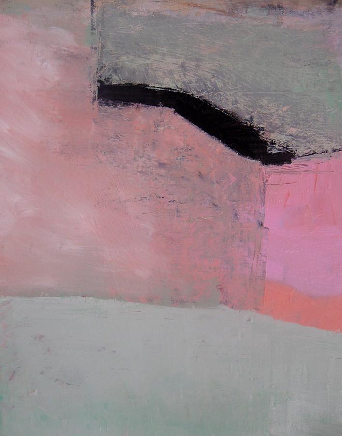 Minimalist Painting - Landscape by Brooke Wandall