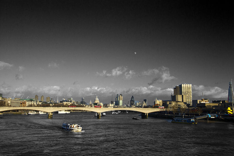 Cityscape Photograph - London  Skyline  by David French