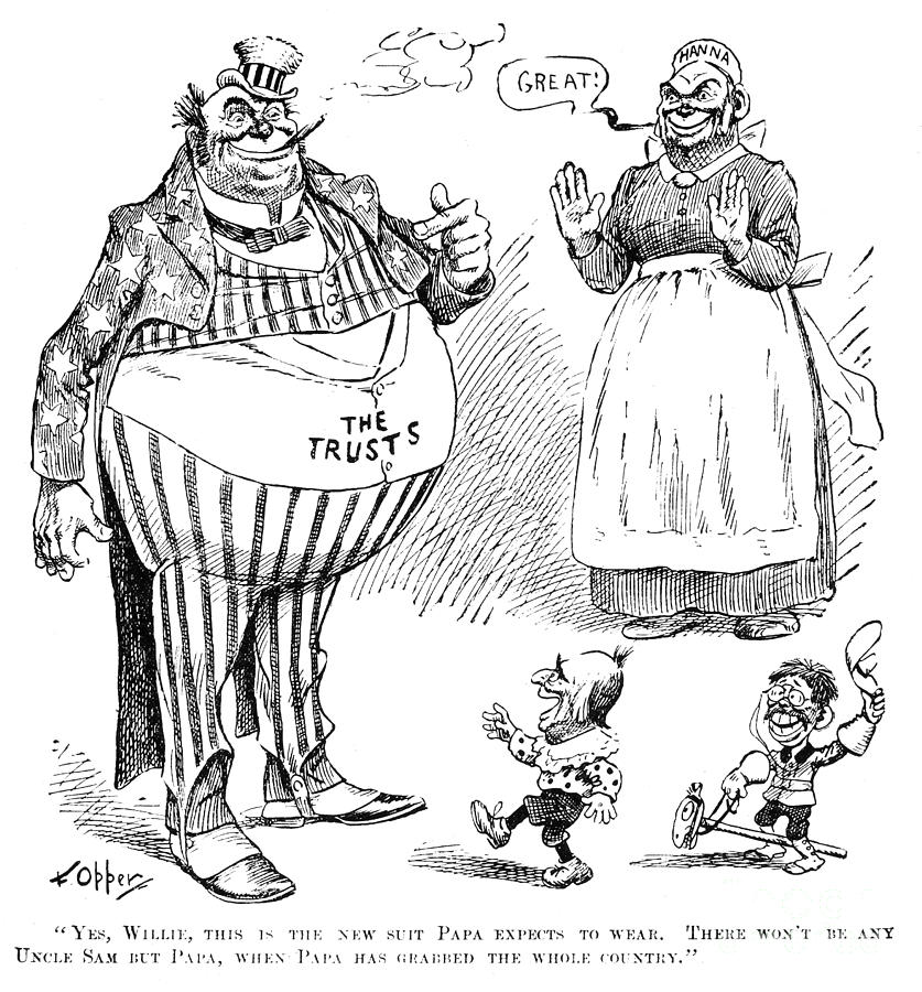 5 Mckinley Cartoon 1900 Granger likewise Cartoon 1900 Large as well Chapter 29 likewise Jb reform polk 2 e further Where Has All This Islamic Fundamentalism  e From. on us imperialism cartoon