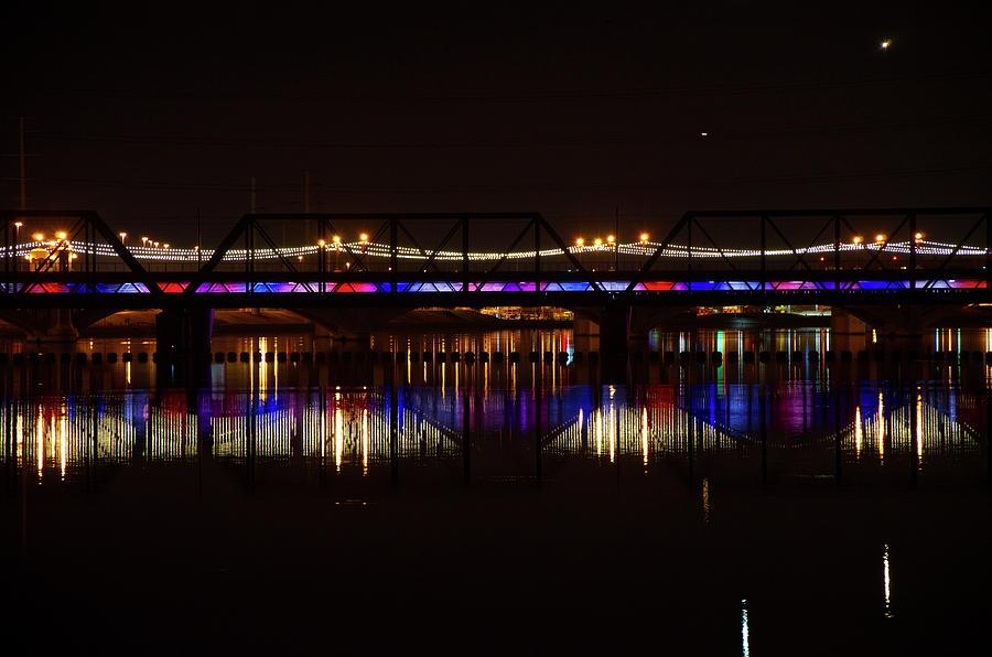 Night Light Photograph - Night Light by Alberto Sanchez