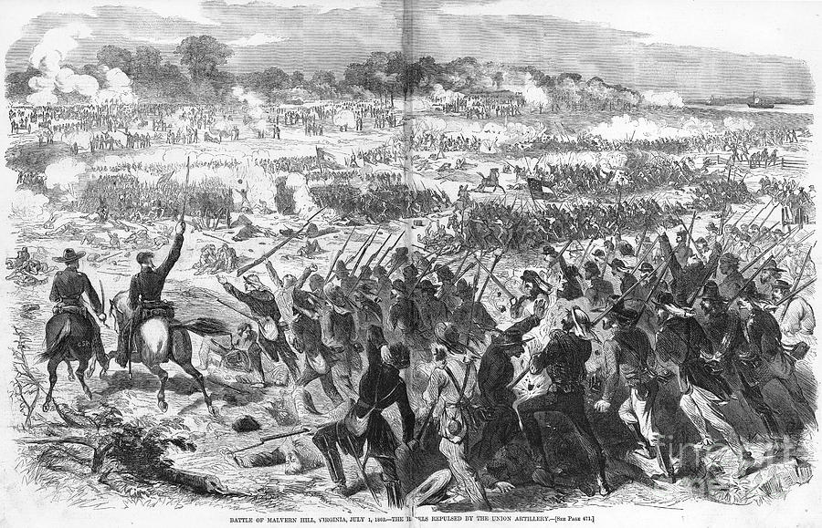 seven days battle essays The battle of shiloh the american civil war, also known as the war between states, was a four yearlong war the war began in 1861 with the battle of fort.
