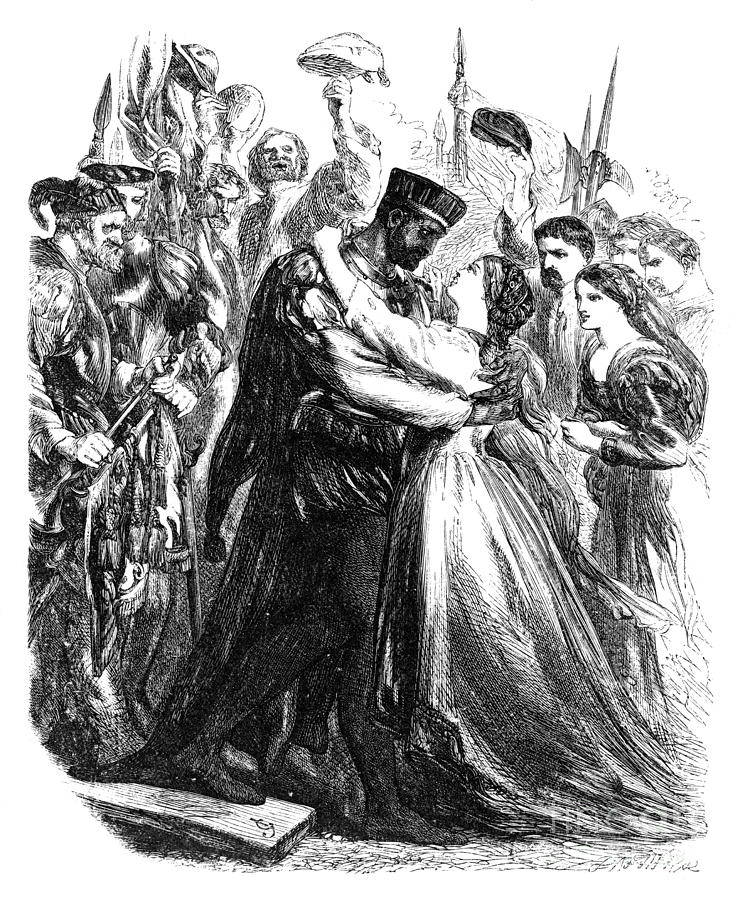 lack of reason in shakespeares othello In william shakespeare's othello, racism is certainly featured throughout the play othello was written some time between 1600 and 1605 othello was written some time between 1600 and 1605 in an time were ethnic minorities were so unimportant that they were almost ignored, a black man rises and has a position of a general in venice, and is a.