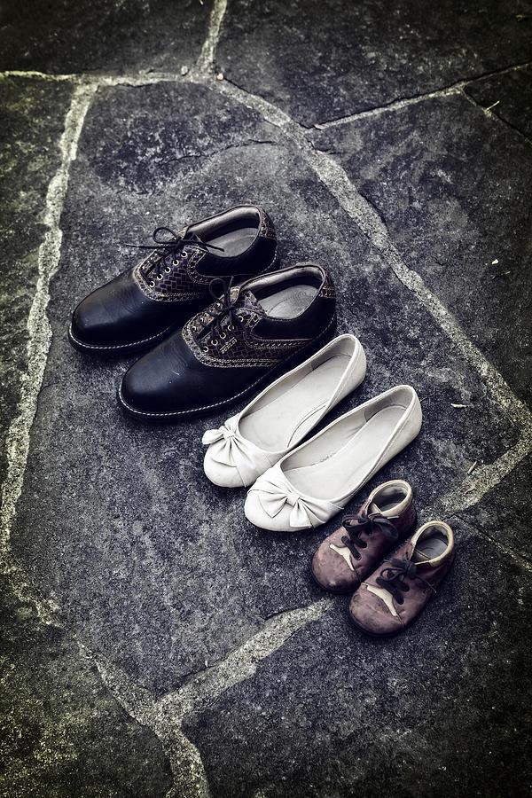 Shoe Photograph - Shoes by Joana Kruse
