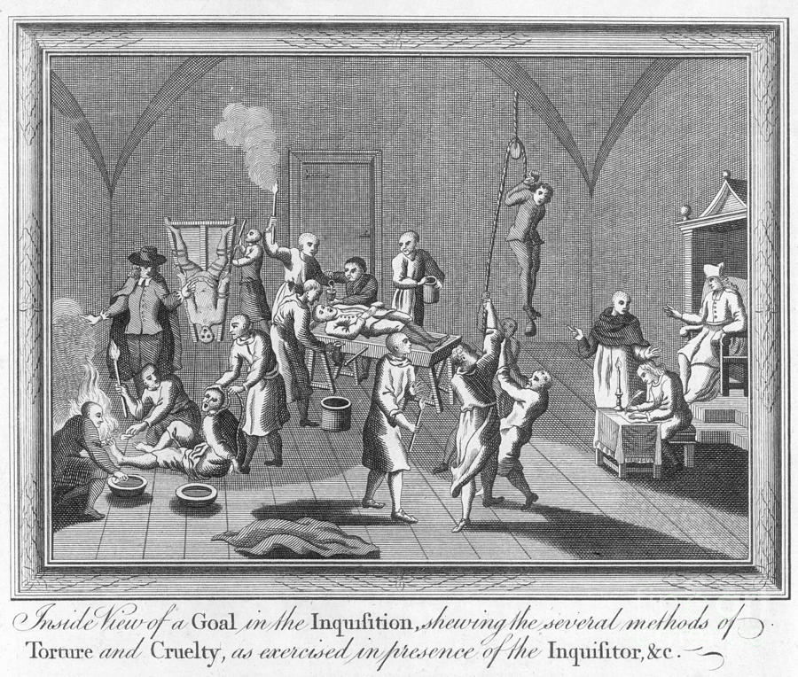 an overview of the spanish inquisition in the 1400s Truth about the spanish inquisition, the an accurate portrayal of the spanish inquisition by a contemporary american historian, this treatment demolishes the black legend by providing both the historical context and the historical evidence required to make a balanced judgment political, cultural, religious and judicial aspects of the.