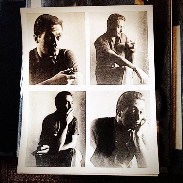 Blackandwhite Photograph - The Sterling Jensen Series by Natasha Marco