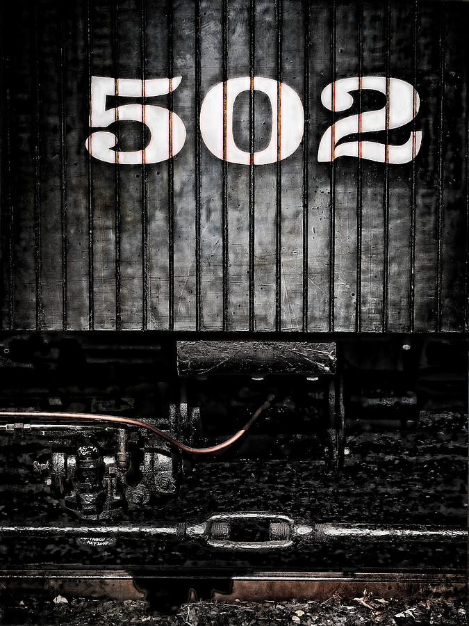 Trains Photograph - 502 by Colleen Kammerer