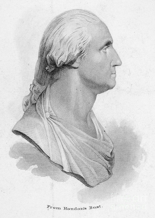 18th Century Photograph - George Washington by Granger