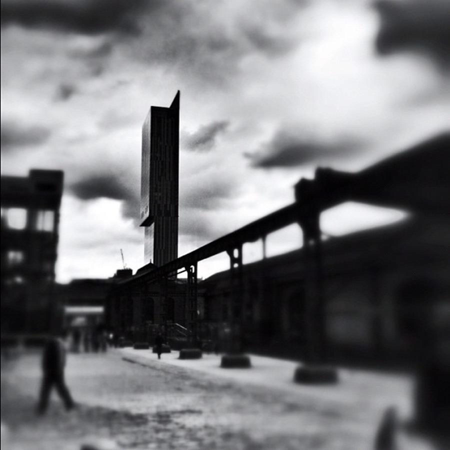 City Photograph - Instagram Photo by Ritchie Garrod