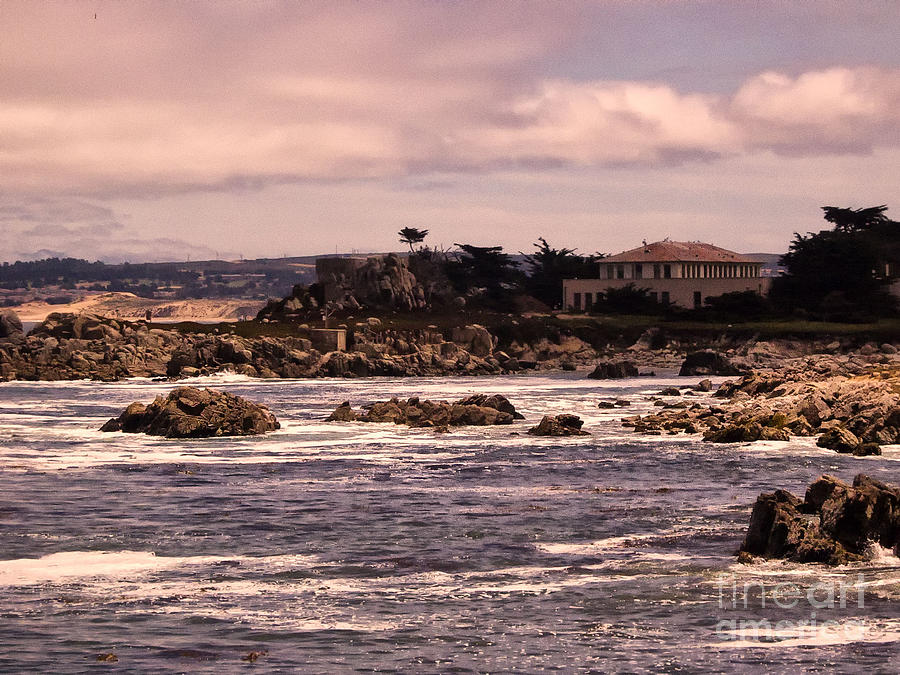 Print Photograph - 583 P R Monterey 1 by Chris Berry