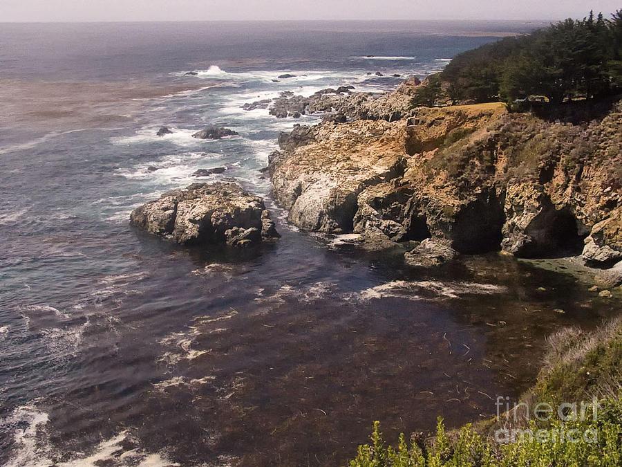 Print Photograph - 584 Pr Monterey 2 by Chris Berry