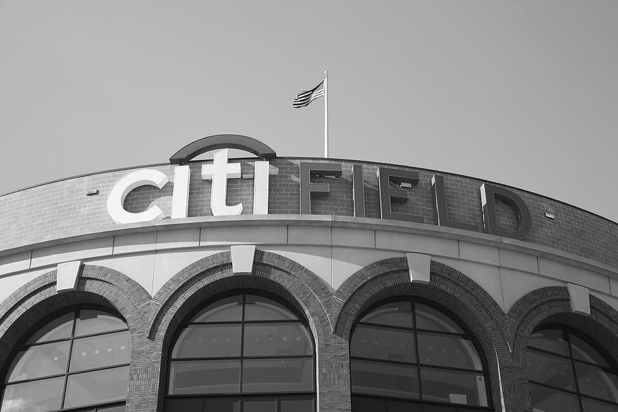 Fine Photograph - Citi Field - New York Mets by Frank Romeo